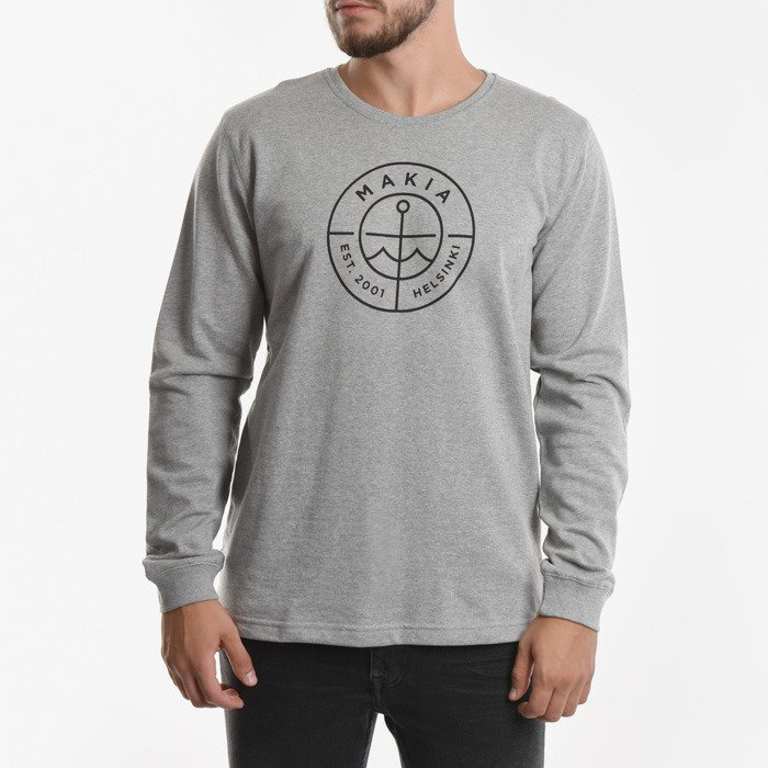 Makia Scope Hooded Sweatshirt M41087 923