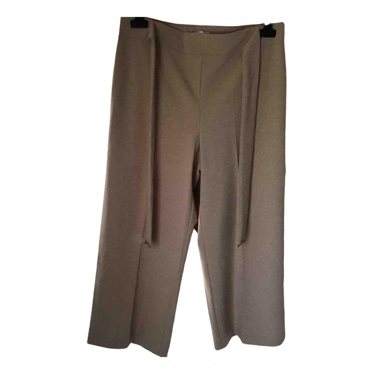 Calvin Klein - Pantalon   pour femme - beige