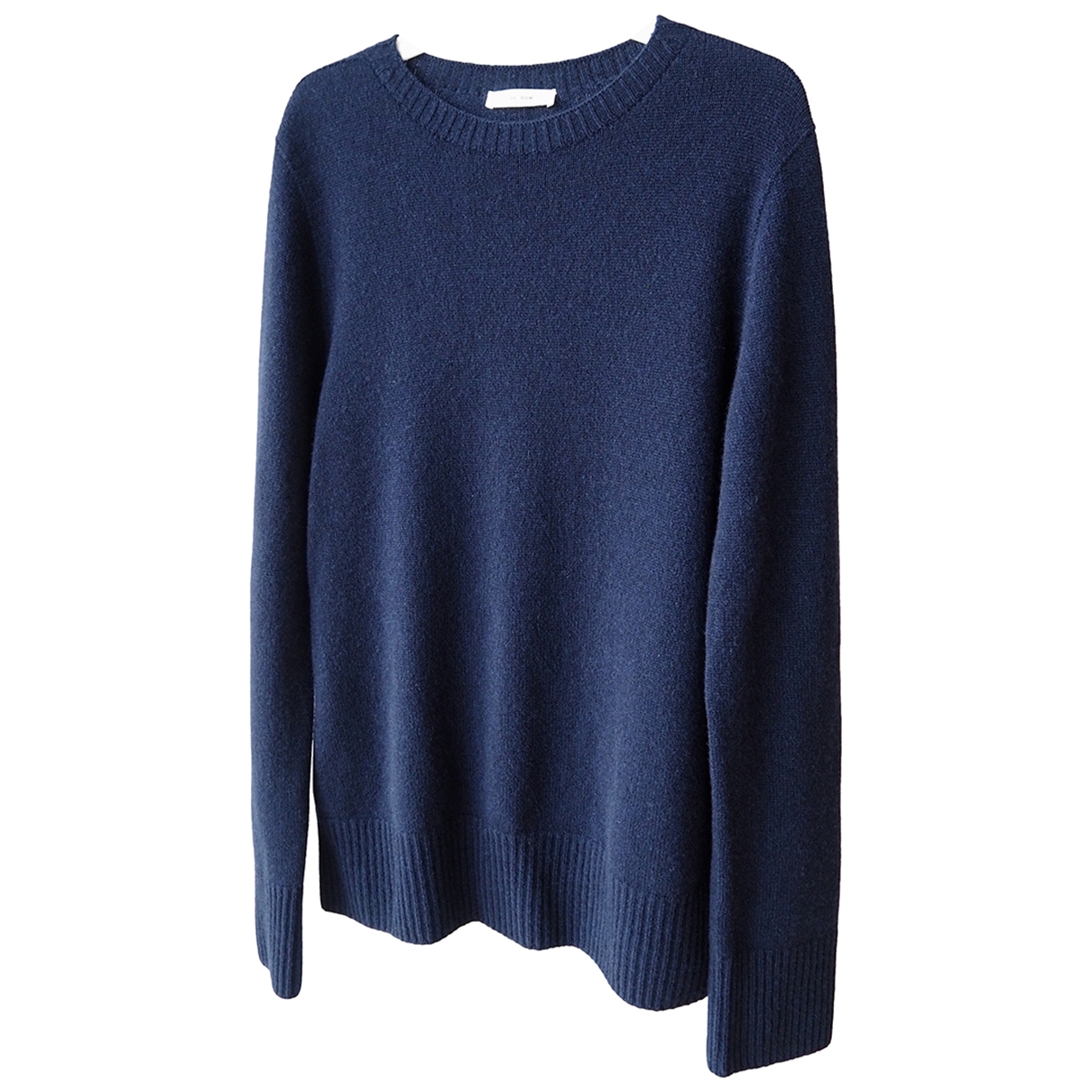 The Row \N Navy Cashmere Knitwear for Women XS International