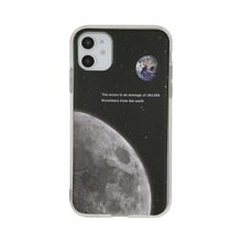 1 Stueck iPhone Huelle mit Planet Muster