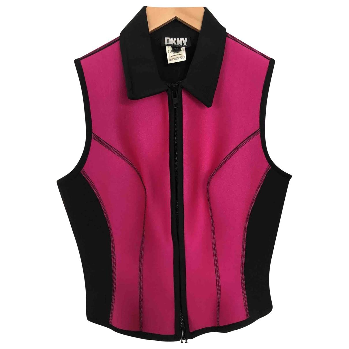 Donna Karan \N Pink  top for Women L International