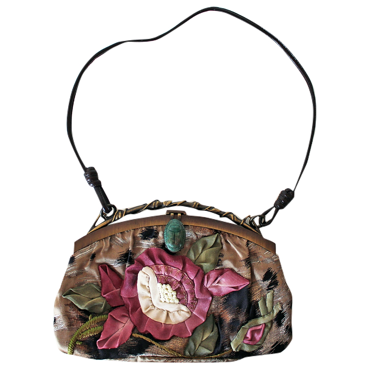 Valentino Garavani \N Multicolour Silk handbag for Women \N