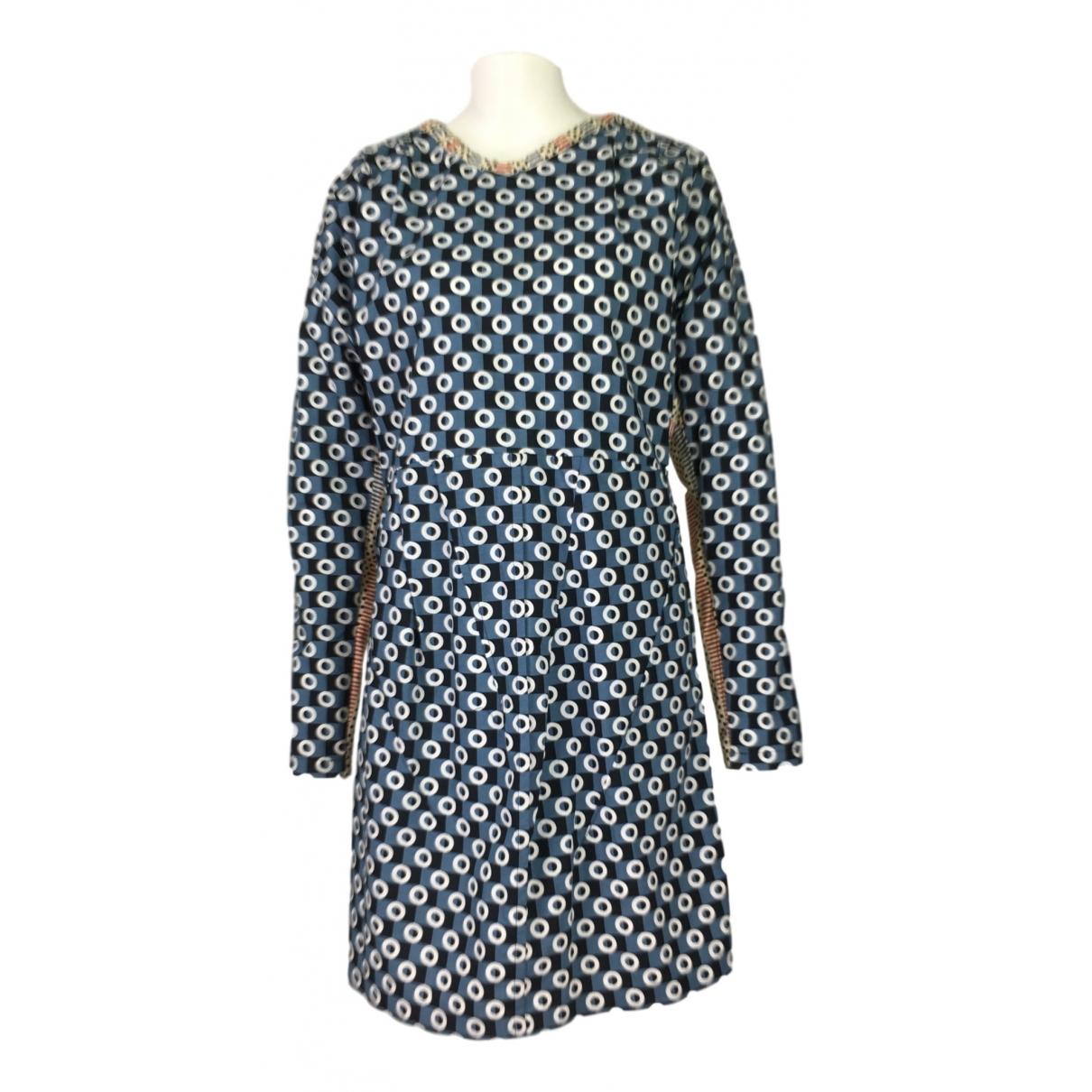 Marni For H&m \N Kleid in  Bunt Baumwolle