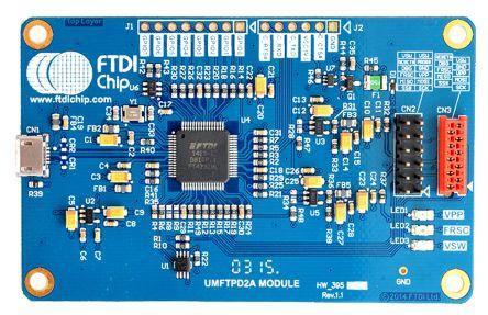 Bridgetek UMFTPD2A Programmer and Debug module