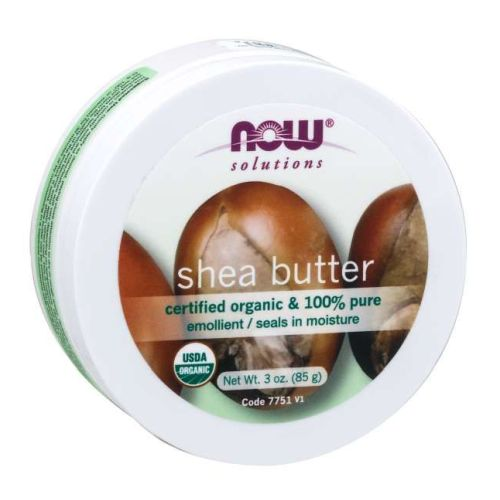 Organic Shea Butter 3 Oz by Now Foods