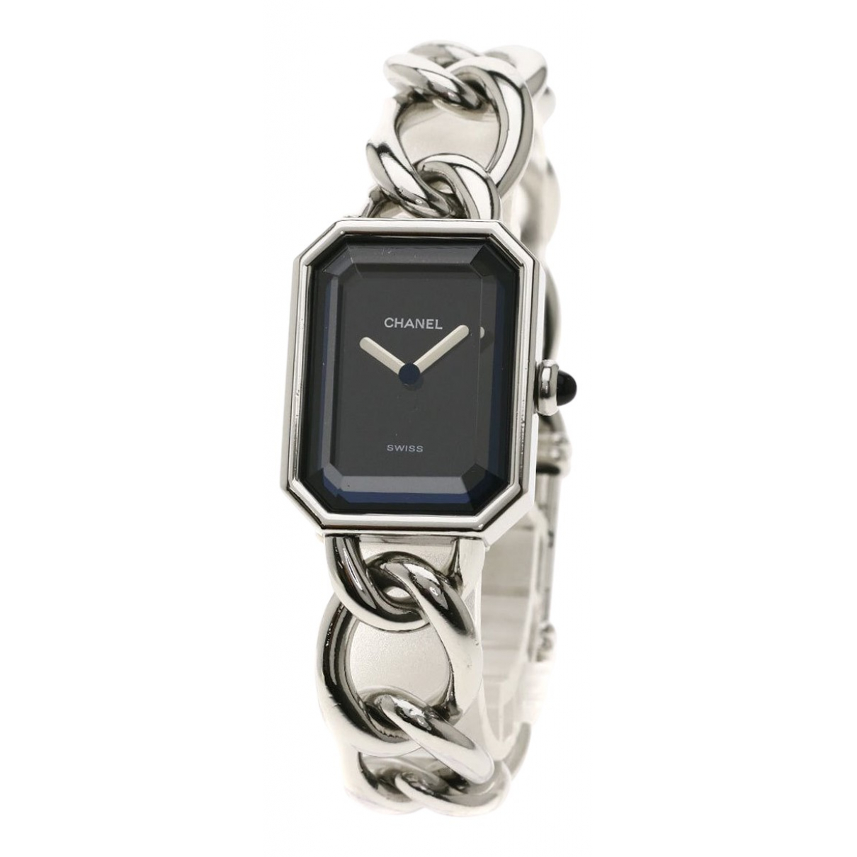 Chanel Première Silver Steel watch for Women \N