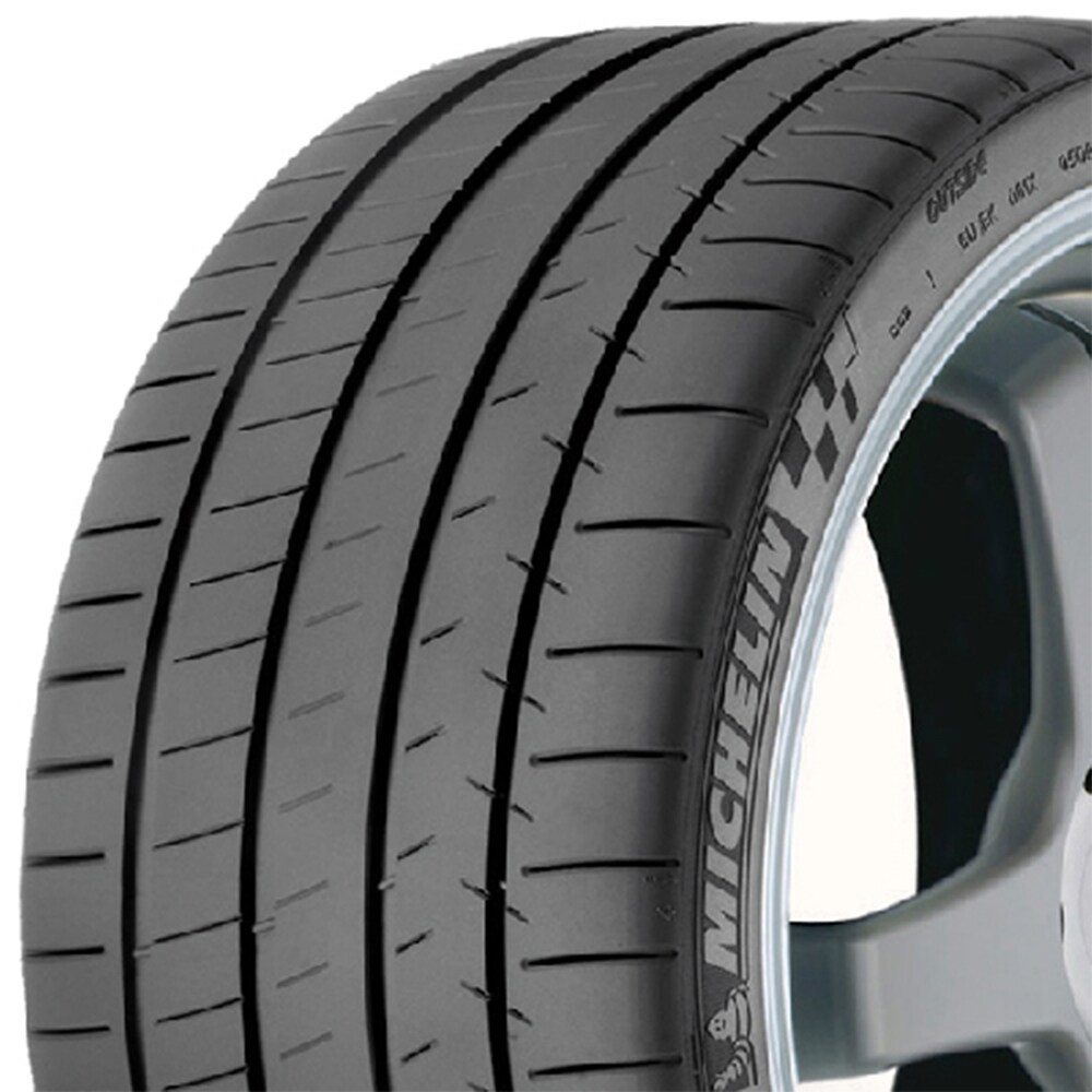 Michelin pilot super sport P285/35R18 101Y bsw summer tire