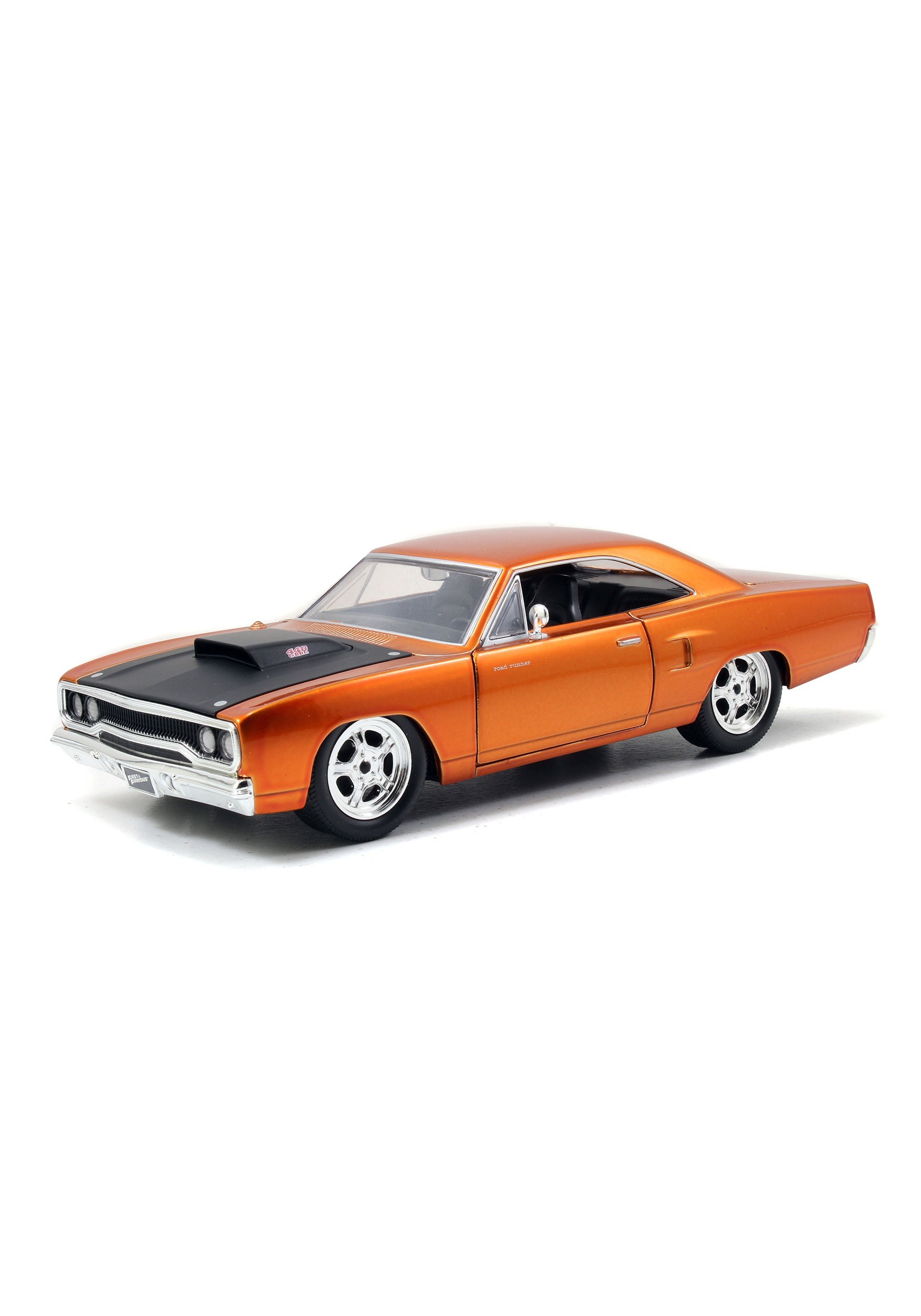 '70 Plymouth Road Runner Orange Fast & the Furious