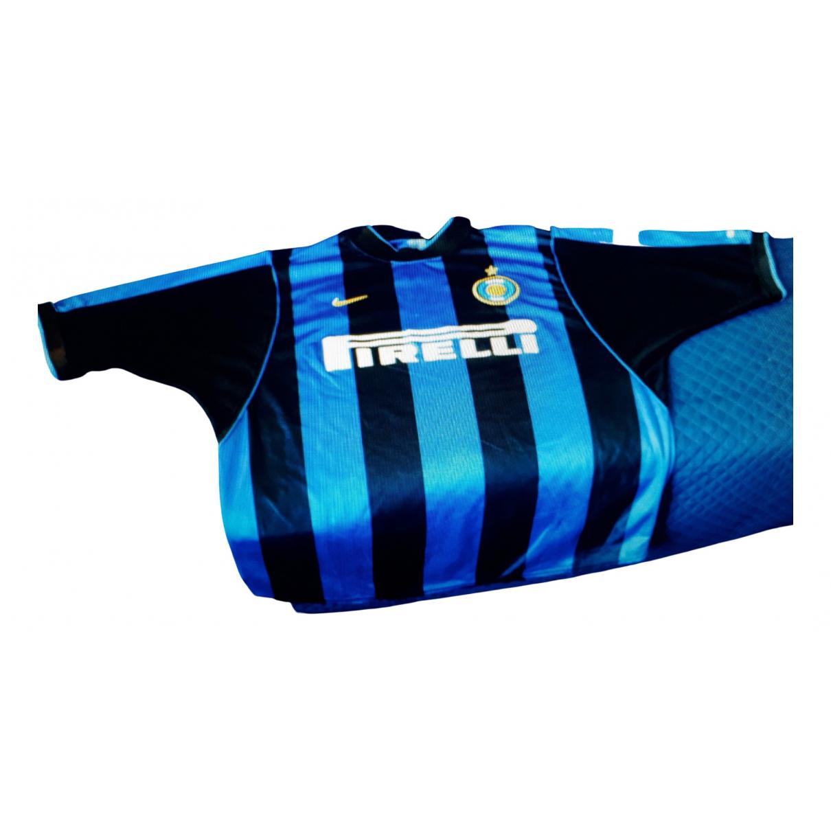 Nike N Blue T-shirts for Men XL International