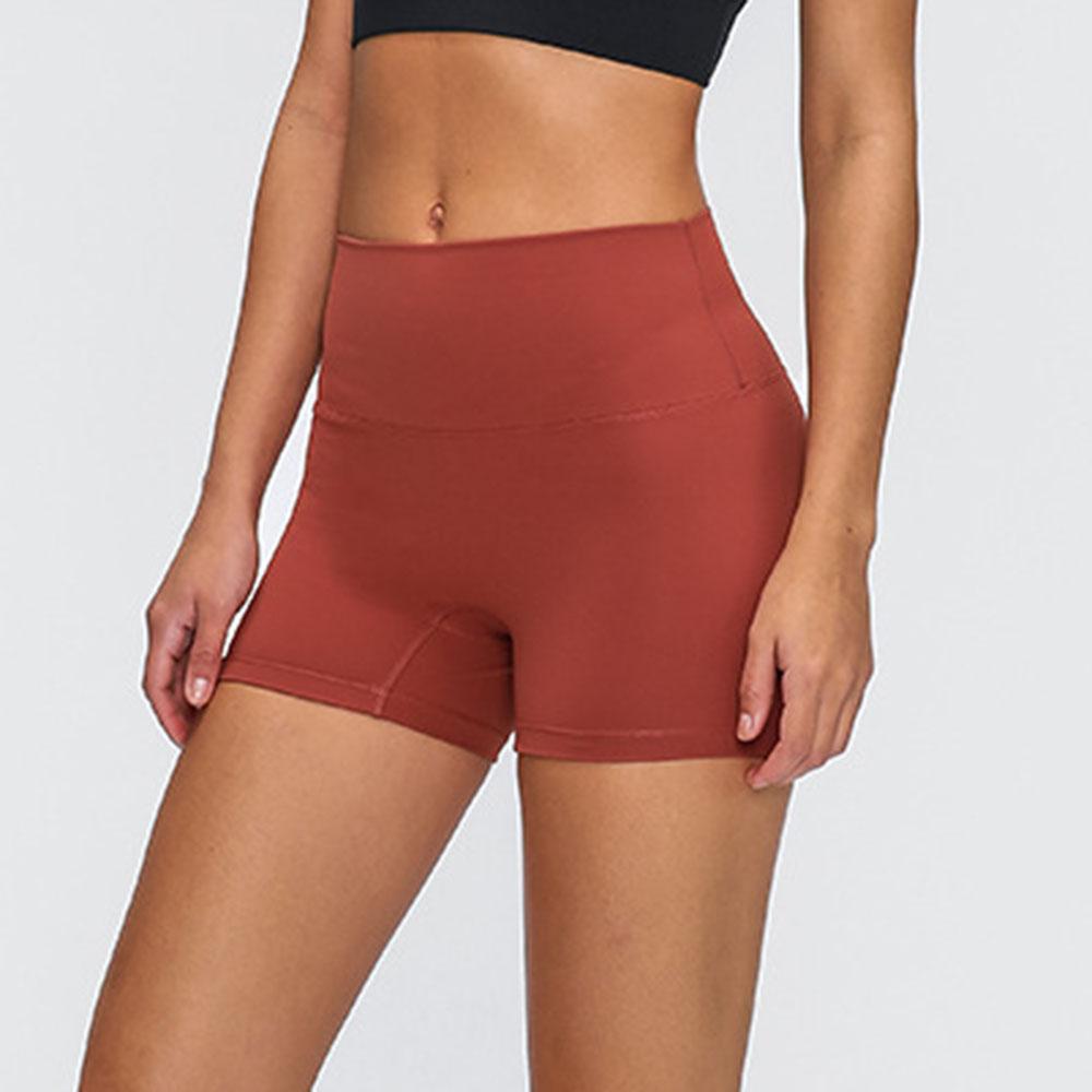 Exercise Shorts for Women Bike Shorts Women Non See-Through Yoga Shorts