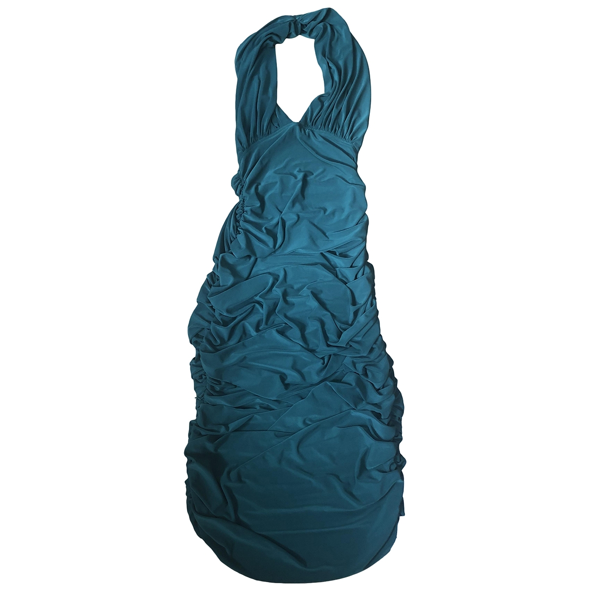 Norma Kamali \N Green dress for Women 4 US