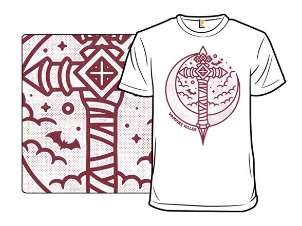 Vampire Killer T Shirt