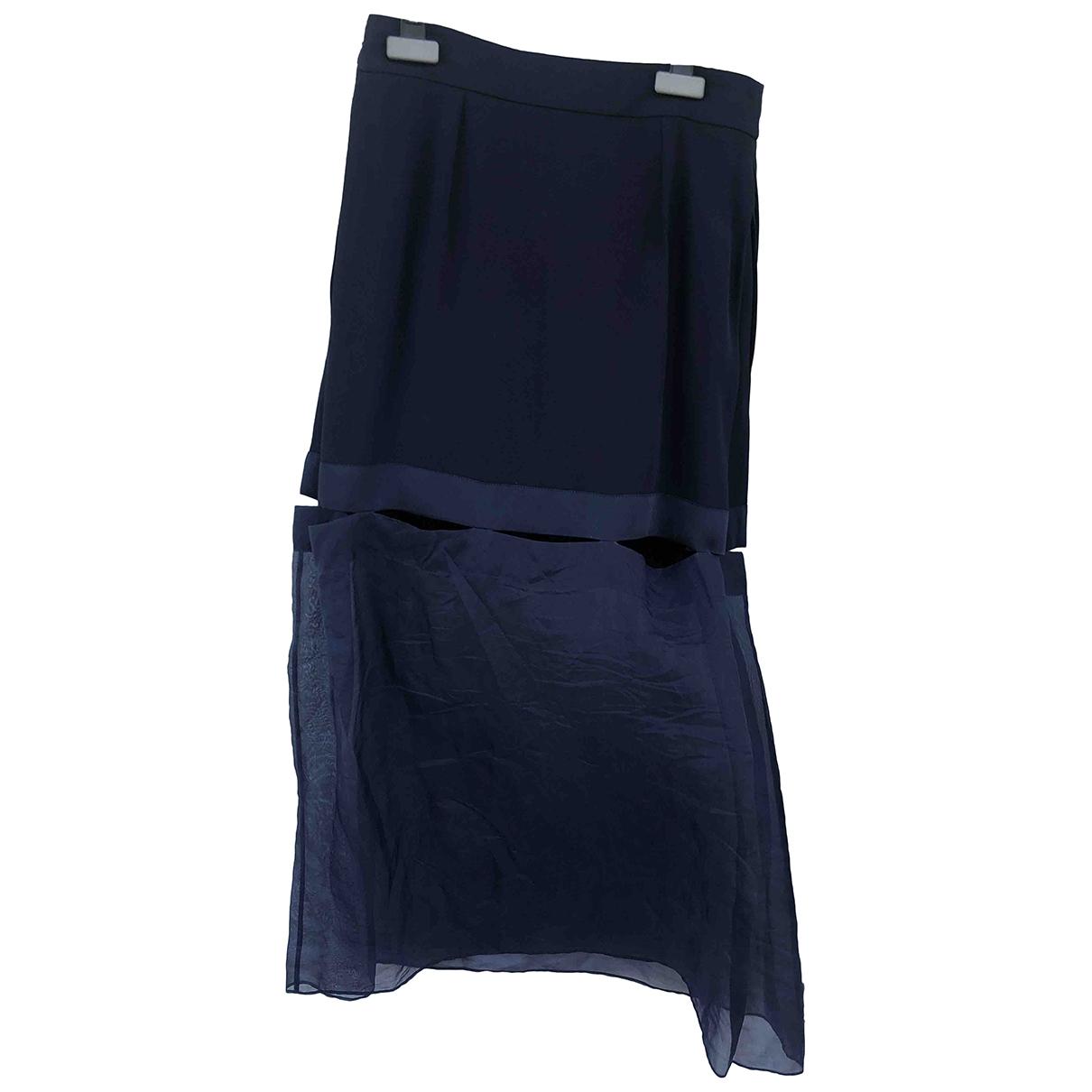 Stella Mccartney \N Blue skirt for Women 36 FR