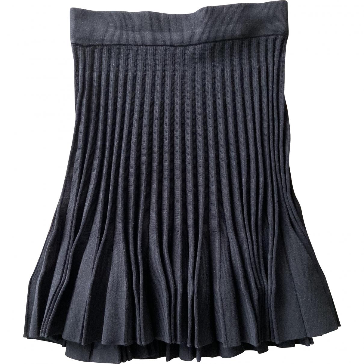 Claudie Pierlot \N Black skirt for Women 38 FR
