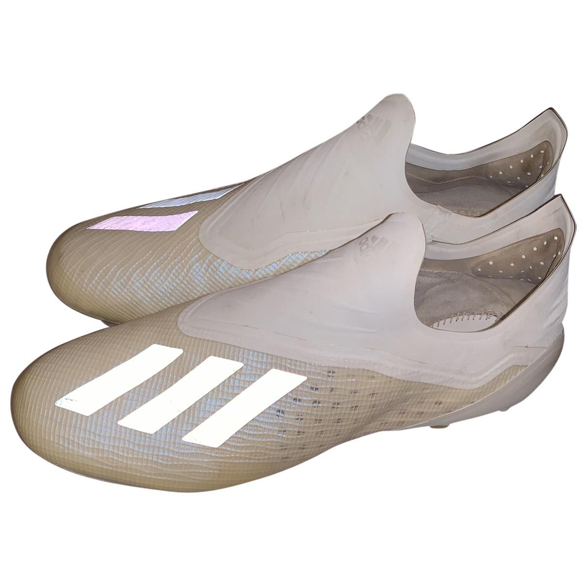 Adidas \N Sneakers in  Weiss Kautschuk