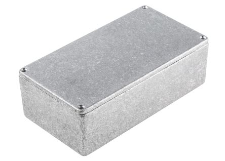 CAMDENBOSS 5000, Grey Die Cast Aluminium Enclosure, IP54, Shielded, 152 x 82 x 50mm