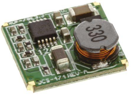 Recom Surface Mount Switching Regulator, 3.3V dc Output Voltage, 5 → 36V dc Input Voltage, 500mA Output Current