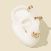 3pcs Metal Ear Cuff