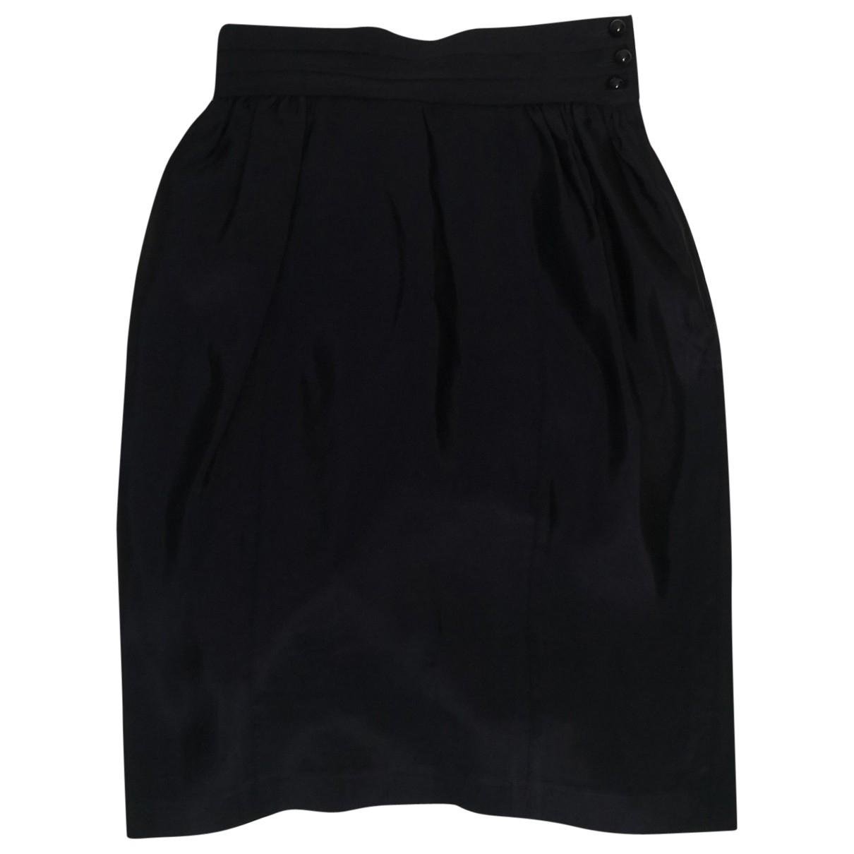 Cacharel \N Black skirt for Women 38 FR