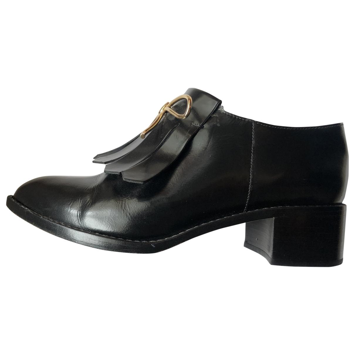 Zimmermann - Escarpins   pour femme en cuir - noir