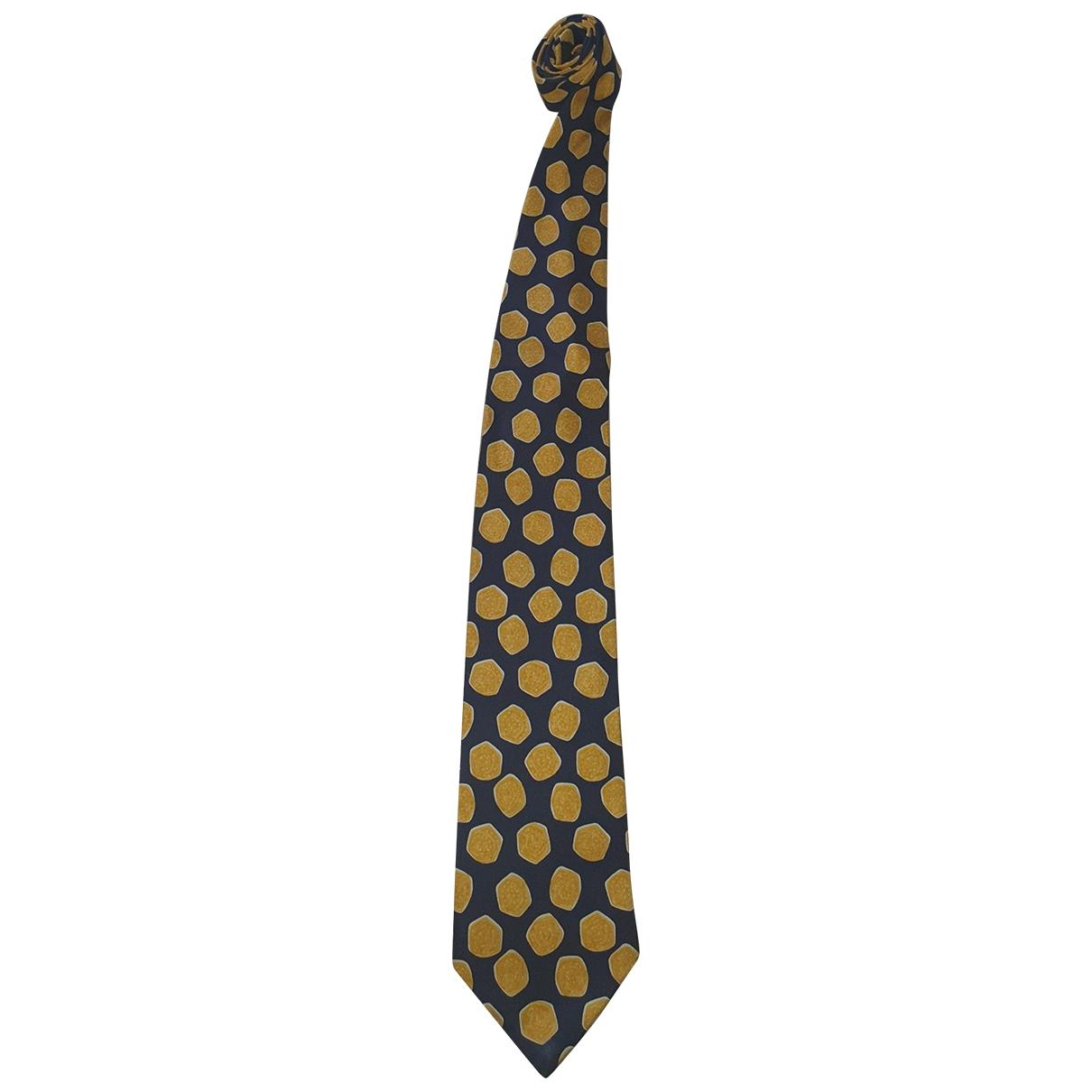Etro \N Krawatten in  Bunt Seide