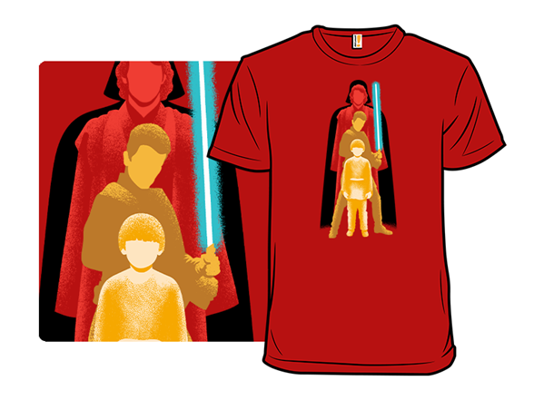 From Slave To Sith T Shirt
