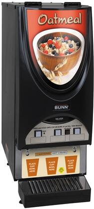 38600.0054 iMIX-3S Oatmeal System With 3 Hoppers  LED Lighted Front Graphics  in