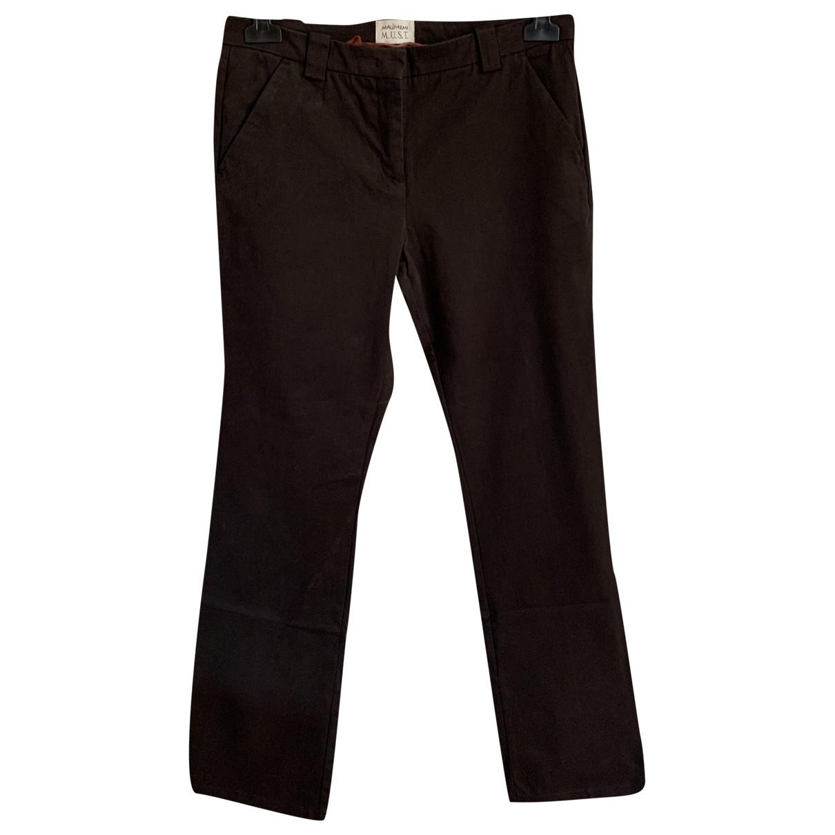 Pantalon recto Maliparmi
