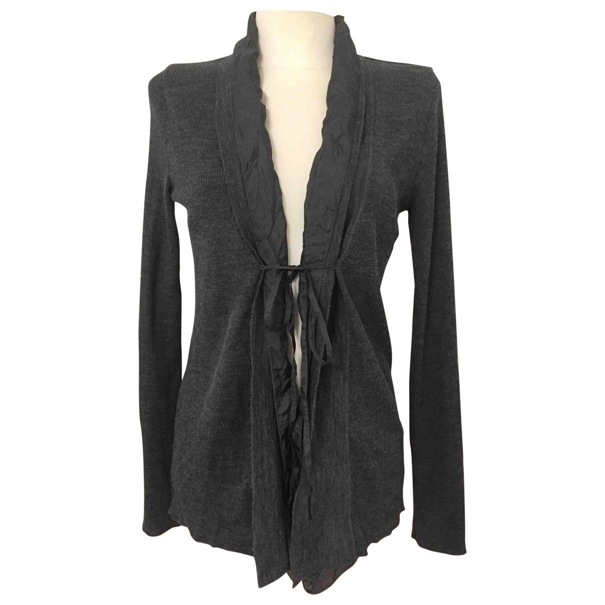 Liu.jo \N Grey Wool Knitwear for Women M International