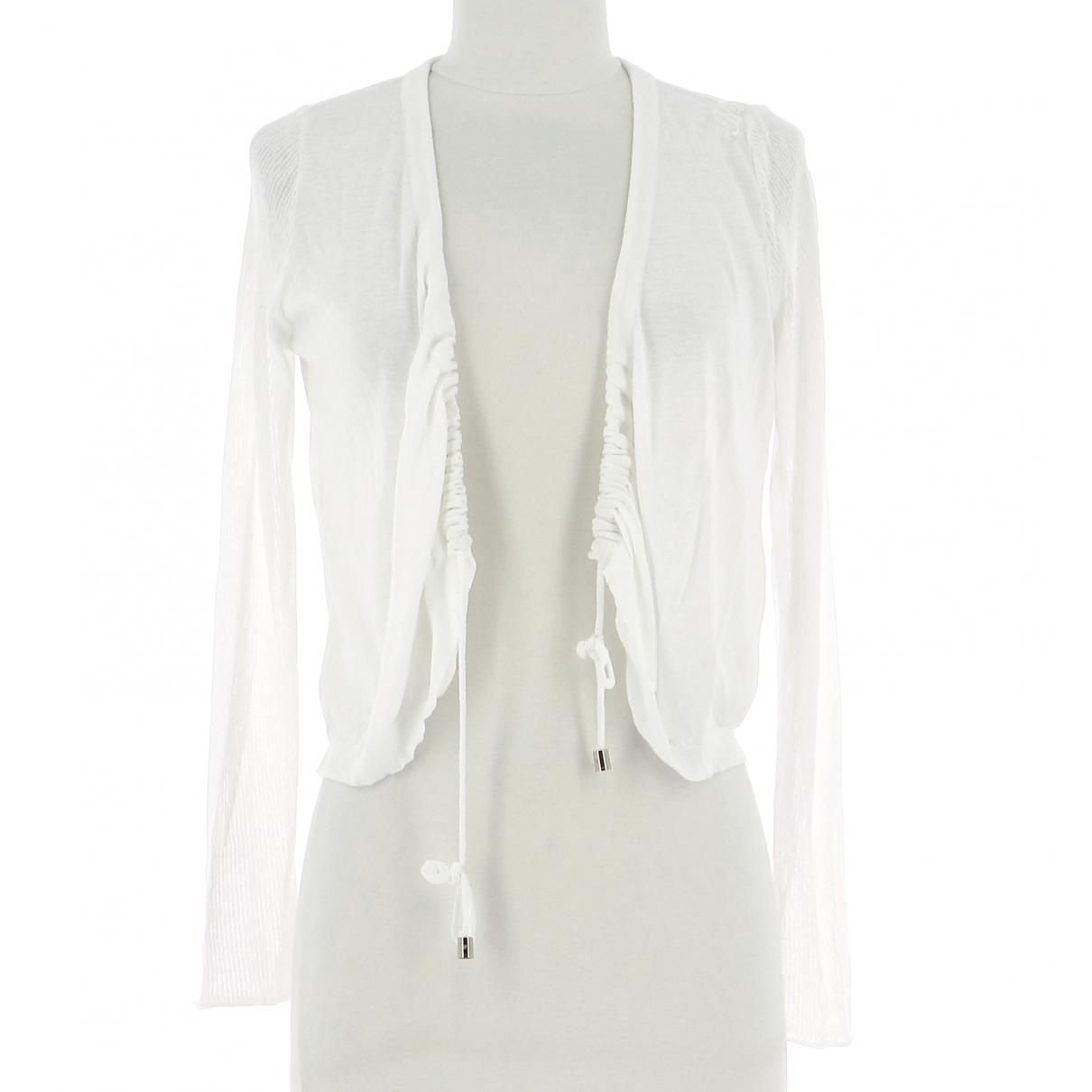 Twin Set N White Knitwear & Sweatshirts for Men 42 FR