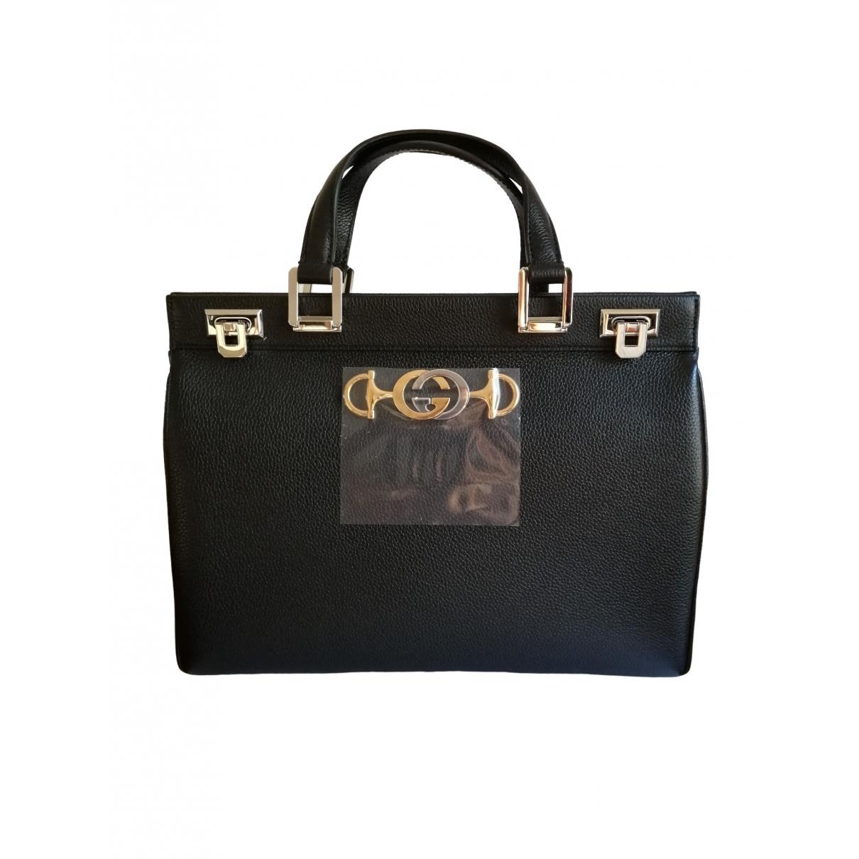Bolso  Zumi de Cuero Gucci