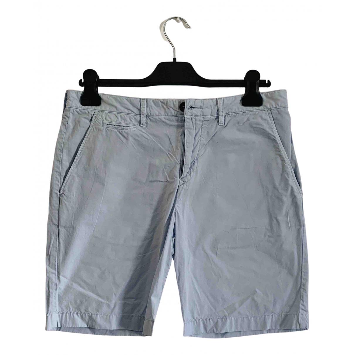 Burberry \N Shorts in  Blau Baumwolle