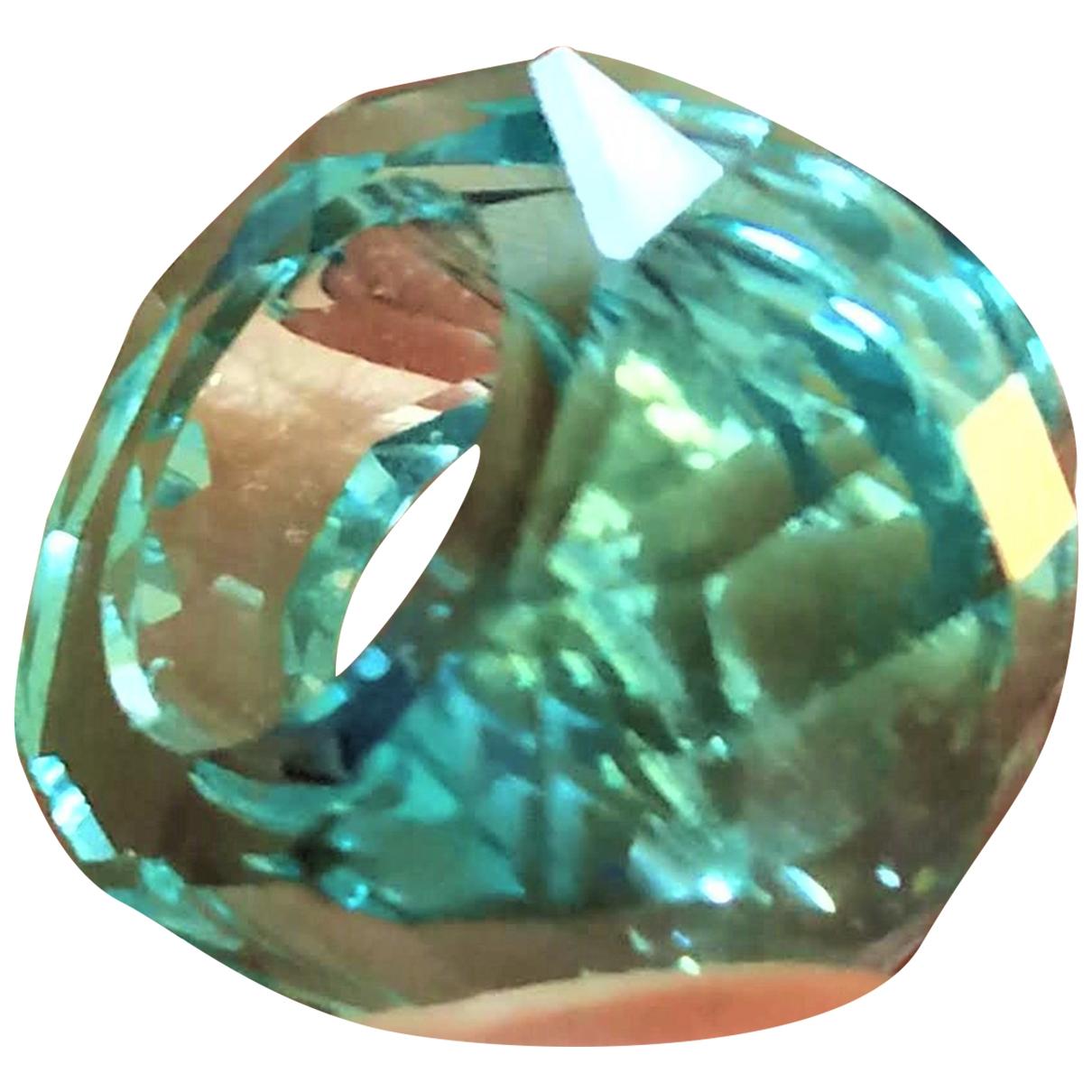 Swarovski - Pendentif Nirvana pour femme en cristal - turquoise