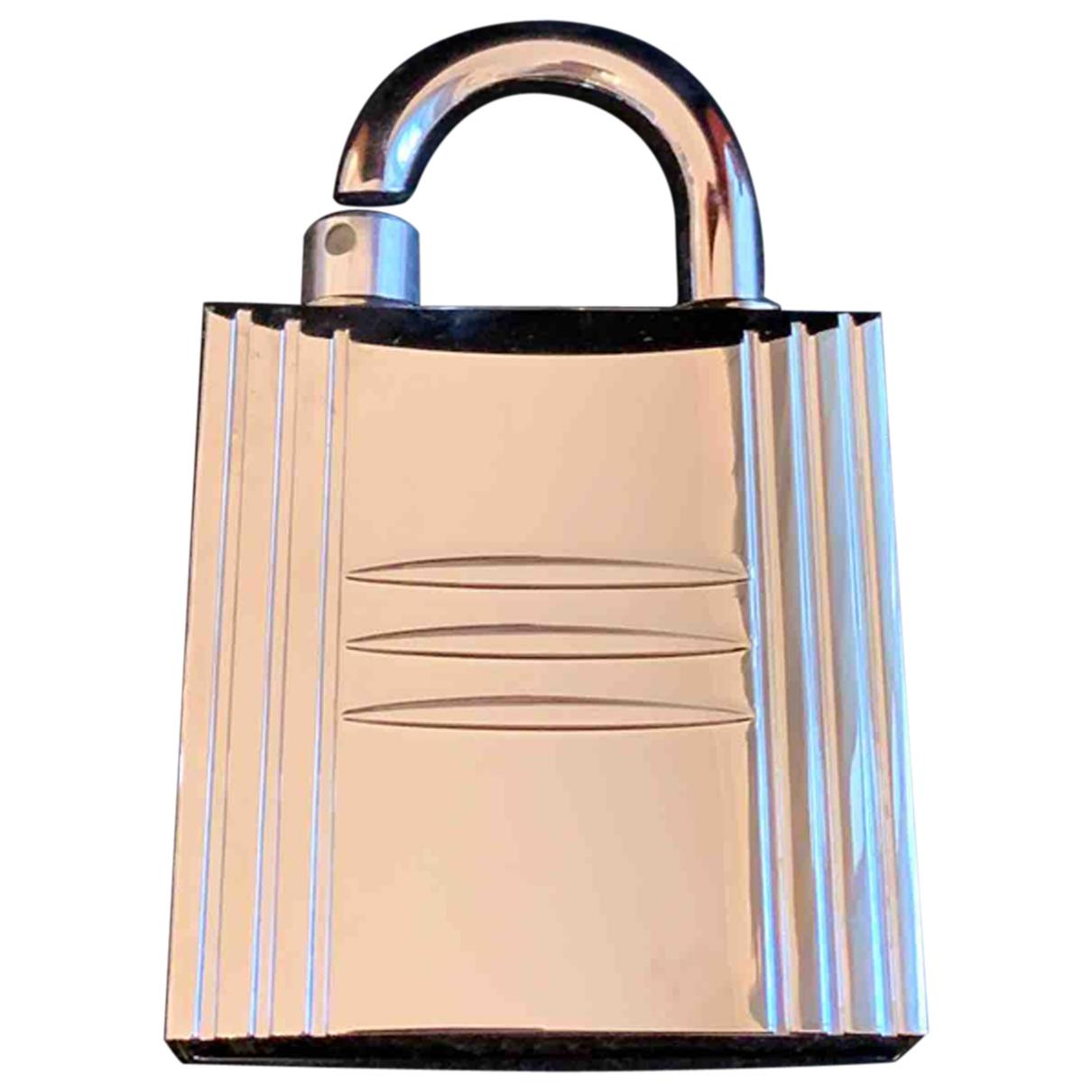 Hermes - Bijoux de sac   pour femme en metal - argente