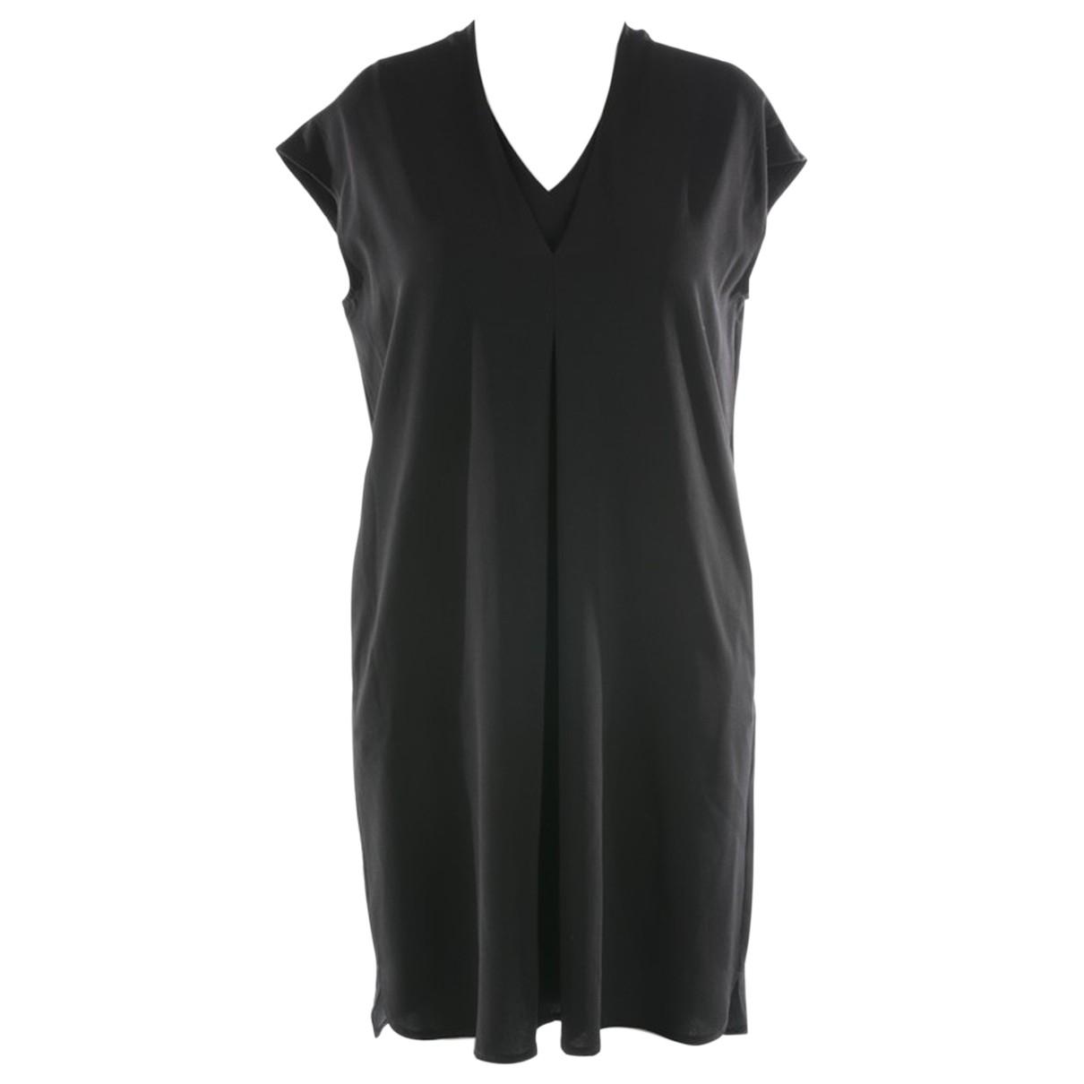 Joseph Ribkoff - Robe   pour femme en lin - noir