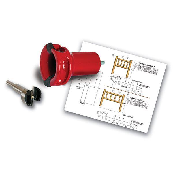 Home Series Beginner's Kit for Tenon Cutting