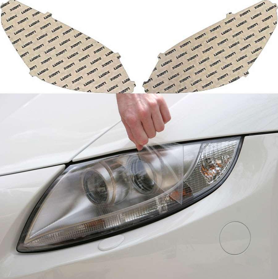 Scion xD 10-14 Clear Headlight Covers Lamin-X SC007CL