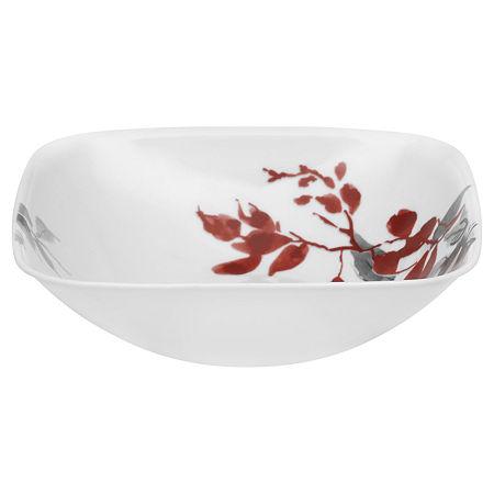 Corelle Kyoto Leaves 1.5 qt Serving Bowl, One Size , Multiple Colors