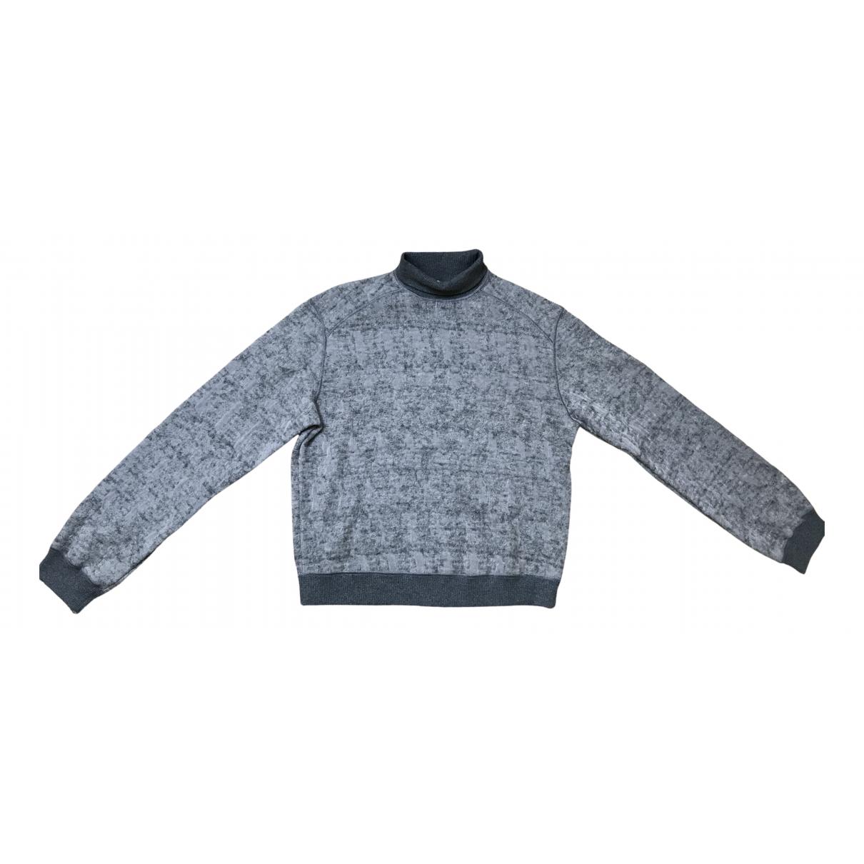 Gabriele Colangelo - Pull   pour femme en laine - gris