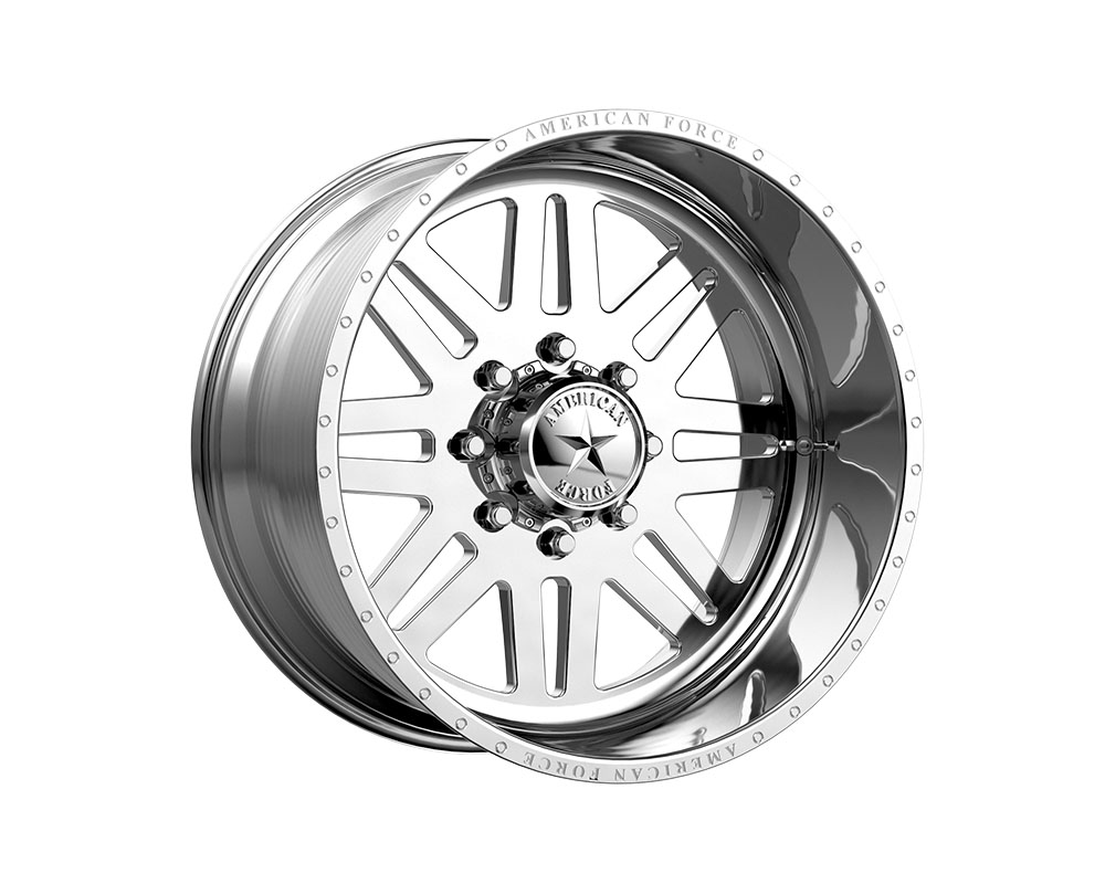 American Force AFTE09W87-1-21 AFW 09 Liberty SS Wheel 20x12 6x6x135 -40mm Polished