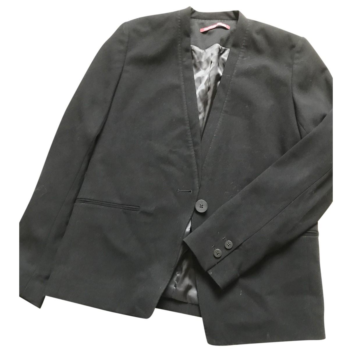 Comptoir Des Cotonniers - Veste   pour femme - noir