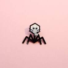 Spider Design Brooch
