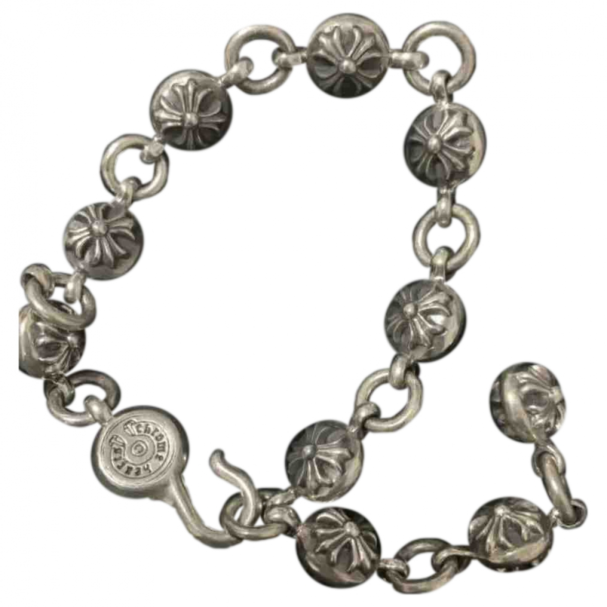 Chrome Hearts - Bijoux   pour homme en argent - argente