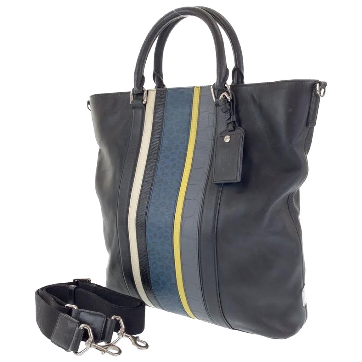 Mcm N Leather bag for Men N