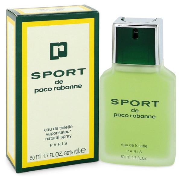 Sport - Paco Rabanne Eau de toilette en espray 50 ml