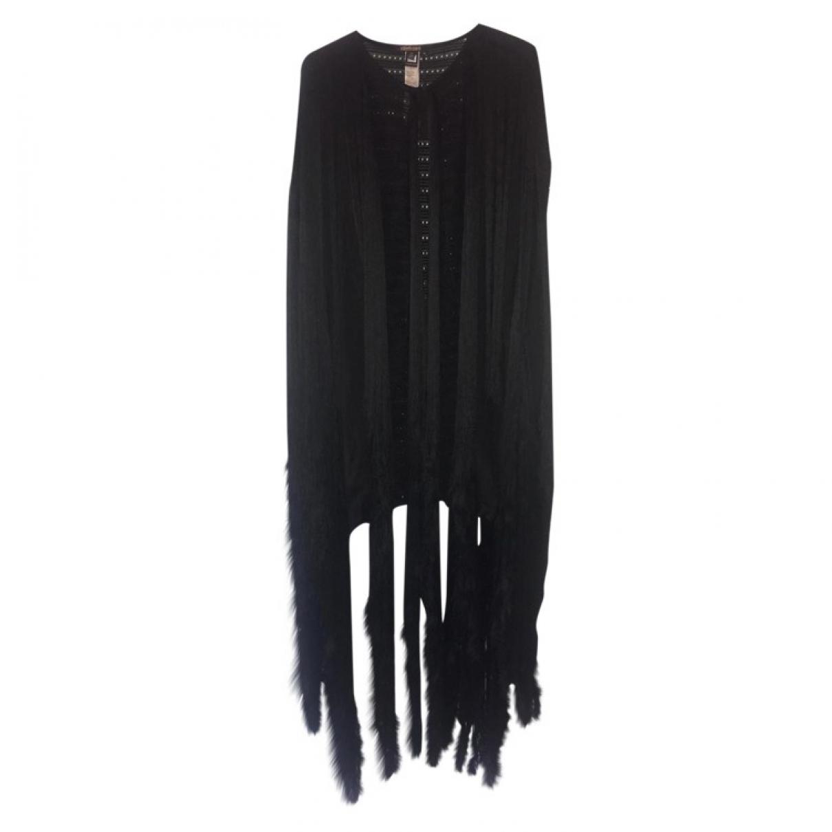 Roberto Cavalli \N Black jacket for Women 42 IT