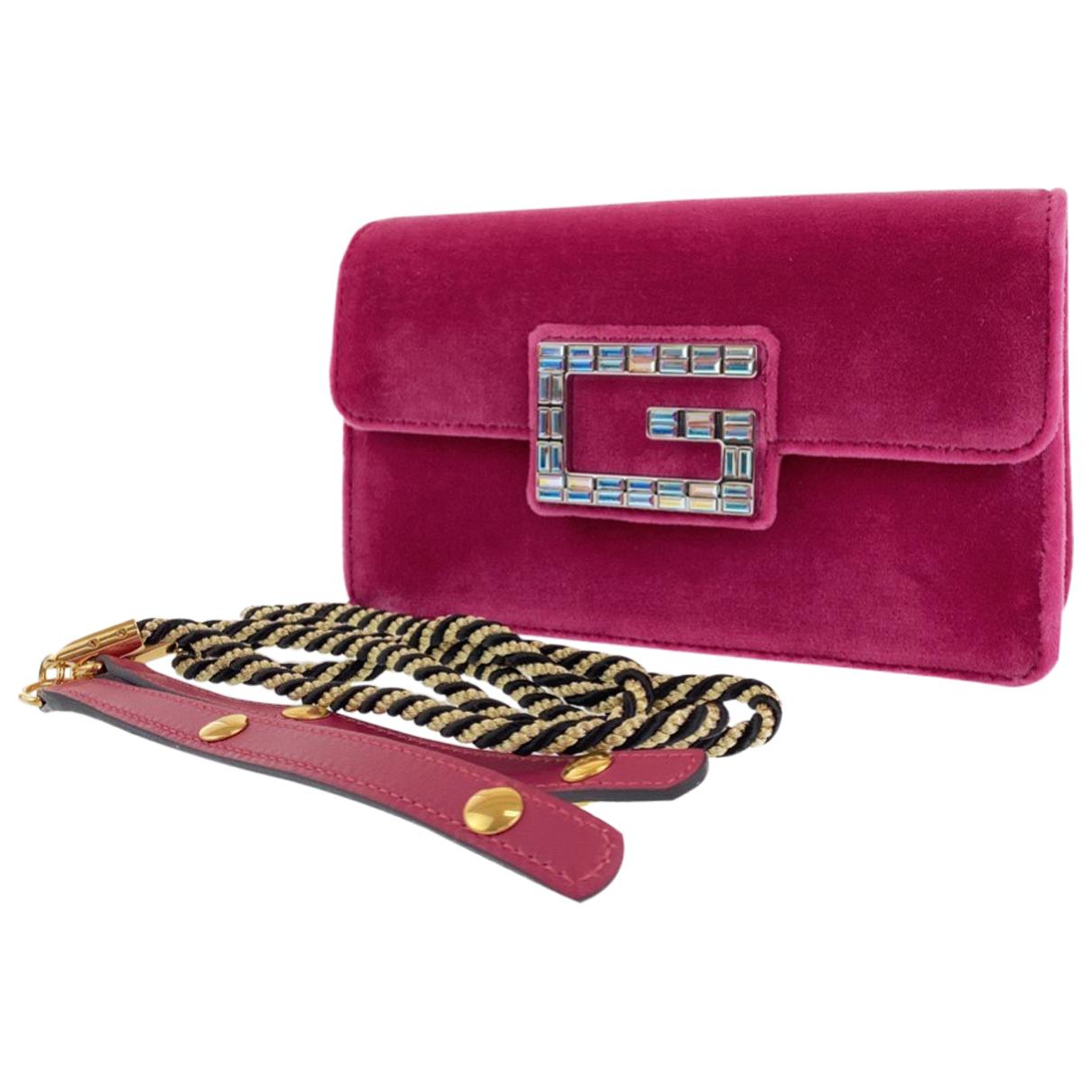 Gucci N Velvet handbag for Women N