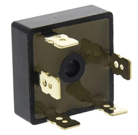 IXYS VUO36-12NO8, 3-phase Bridge Rectifier Module, 35A 1200V, 5-Pin FO B B