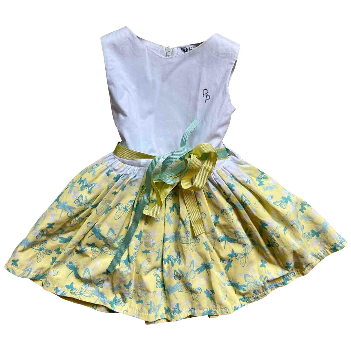 Patrizia Pepe - Robe    pour enfant en coton - multicolore