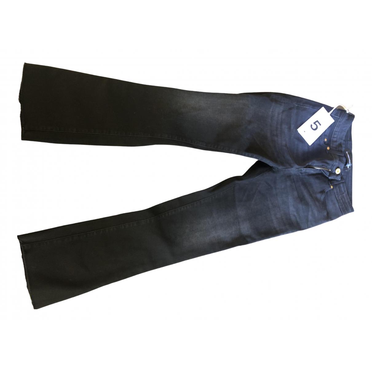 Department 5 \N Black Denim - Jeans Jeans for Women 28 US